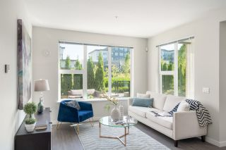 """Photo 3: 103 9388 TOMICKI Avenue in Richmond: West Cambie Condo for sale in """"ALEXANDRA COURT"""" : MLS®# R2485210"""