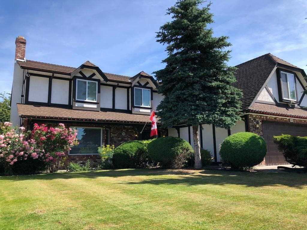 Main Photo: 10291 MORTFIELD Road in Richmond: South Arm House for sale : MLS®# R2490488