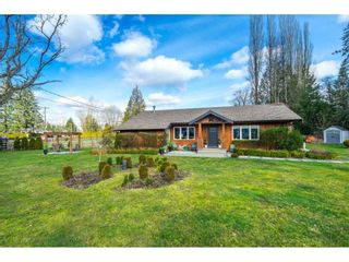 Photo 1: 4276 248 Street in Langley: Salmon River House for sale : MLS®# R2544657