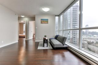 """Photo 4: 1605 2978 GLEN Drive in Coquitlam: North Coquitlam Condo for sale in """"Grand Central One"""" : MLS®# R2534057"""