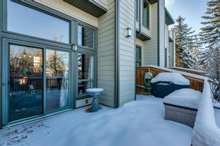 Photo 33: 39 185 Woodridge Drive SW in Calgary: Woodlands Row/Townhouse for sale : MLS®# A1069309