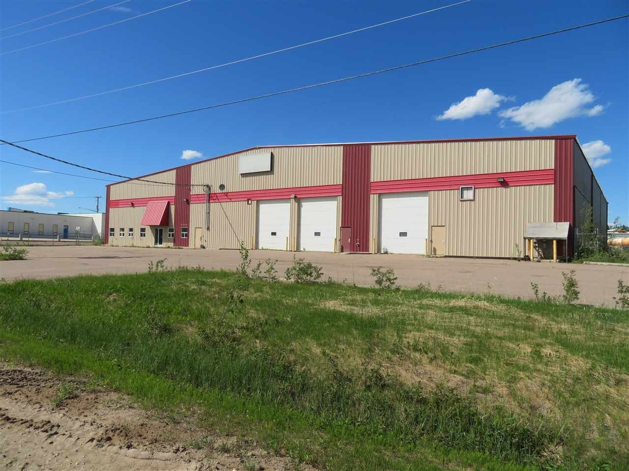 Photo 1: Photos: 5402 44 Avenue in Fort Nelson: Fort Nelson -Town Industrial for sale (Fort Nelson (Zone 64))  : MLS®# C8038651