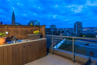 """Photo 25: 504 305 LONSDALE Avenue in North Vancouver: Lower Lonsdale Condo for sale in """"THE MET"""" : MLS®# R2463940"""