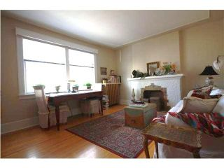 Photo 1: 305 1545 W 13TH Avenue in Vancouver: Fairview VW Condo for sale (Vancouver West)  : MLS®# V1001189