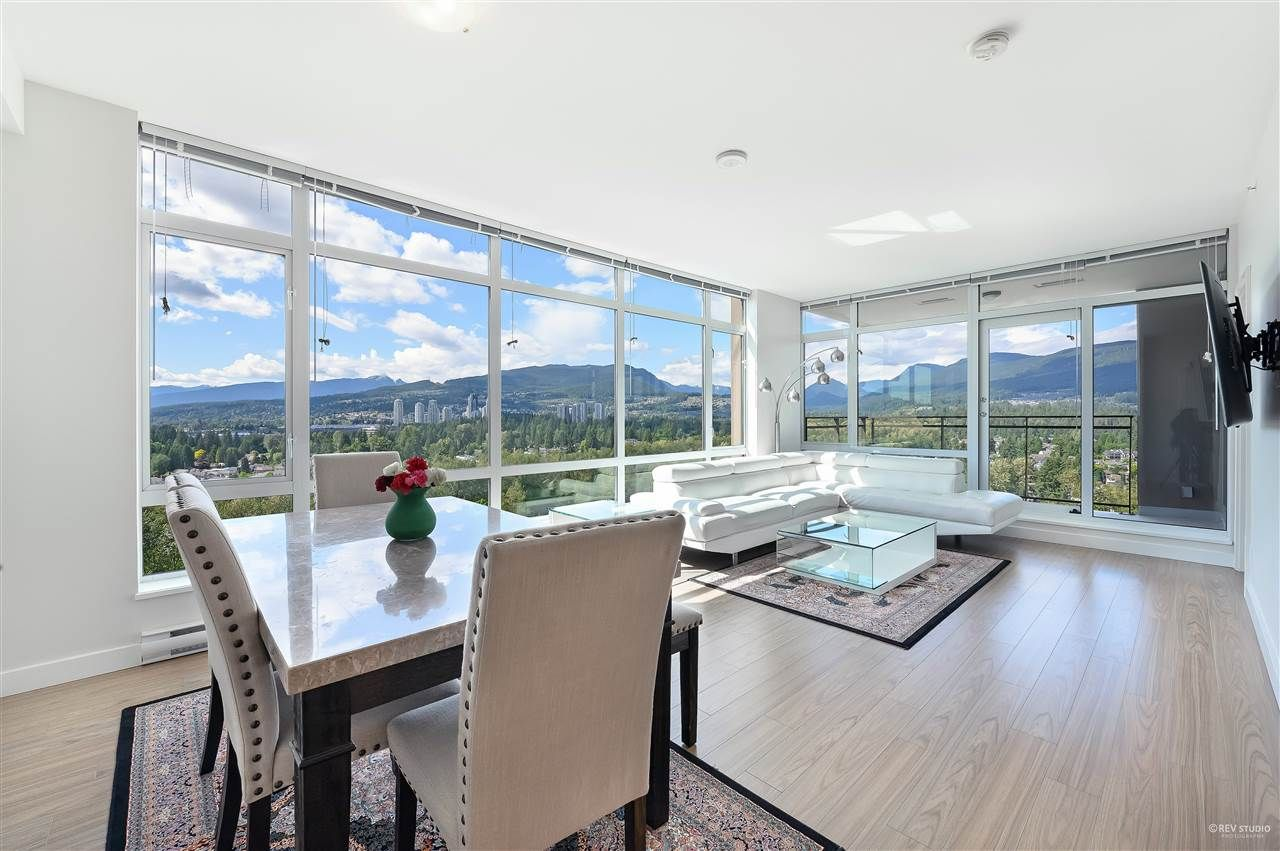 Photo 2: Photos: 2103 2789 SHAUGHNESSY Street in Port Coquitlam: Central Pt Coquitlam Condo for sale : MLS®# R2488534