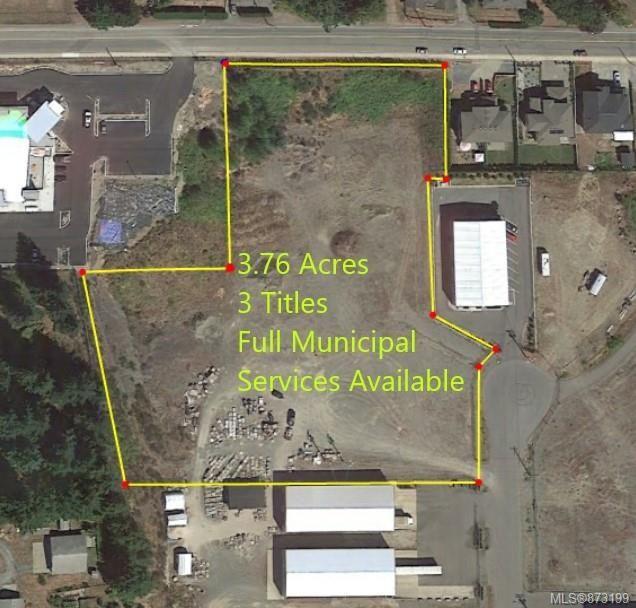 Main Photo: Lt 23,24&25 Scott Rd in : Du East Duncan Unimproved Land for sale (Duncan)  : MLS®# 873199
