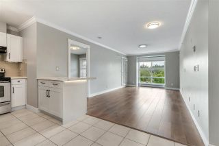 """Photo 2: 416 17769 57 Avenue in Surrey: Cloverdale BC Condo for sale in """"CLOVER DOWNS ESTATES"""" (Cloverdale)  : MLS®# R2601753"""