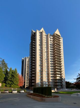 "Photo 1: 1802 555 AUSTIN Avenue in Coquitlam: Coquitlam West Condo for sale in ""Brooksmere Tower"" : MLS®# R2417532"