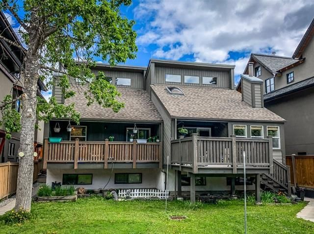 FEATURED LISTING: 3 - 818 3rd Street Canmore