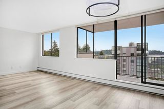 """Photo 7: 602 555 13TH Street in West Vancouver: Ambleside Condo for sale in """"Parkview Tower"""" : MLS®# R2591650"""