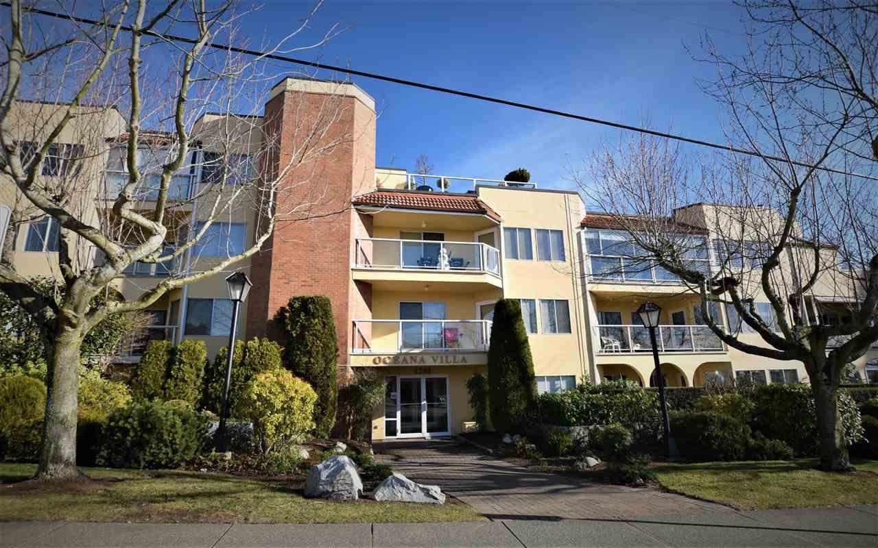 "Main Photo: 208 1280 FIR Street: White Rock Condo for sale in ""OCEANA VILLA"" (South Surrey White Rock)  : MLS®# R2137477"