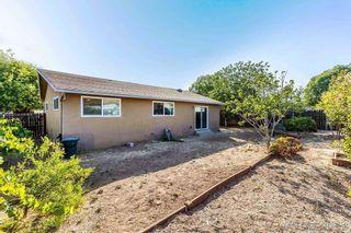 Photo 25: SOUTHEAST ESCONDIDO House for sale : 3 bedrooms : 850 Begonia Street in Escondido