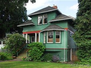 Photo 1: 1038 Chamberlain St in VICTORIA: Vi Fairfield East House for sale (Victoria)  : MLS®# 576813