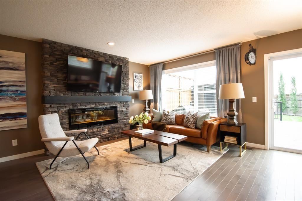 Photo 6: Photos: 281 AUBURN MEADOWS Place SE in Calgary: Auburn Bay Duplex for sale : MLS®# A1014528