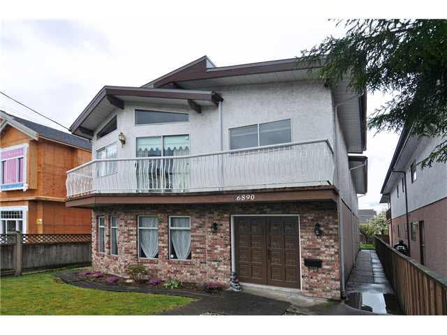 Main Photo: 6890 CANADA WAY in : Burnaby Lake House for sale : MLS®# V1091959