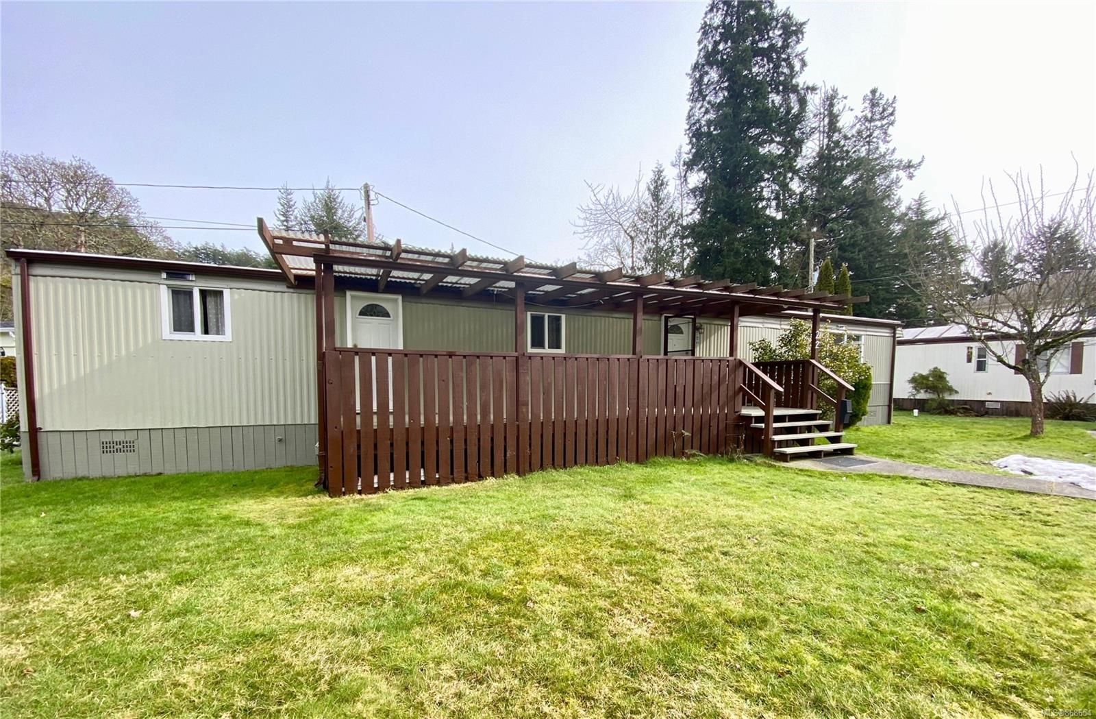 Main Photo: 22 2607 Selwyn Rd in : La Mill Hill Manufactured Home for sale (Langford)  : MLS®# 868654