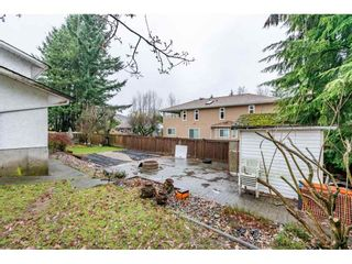 Photo 37: 7815 DEERFIELD Street in Mission: Mission BC House for sale : MLS®# R2523001
