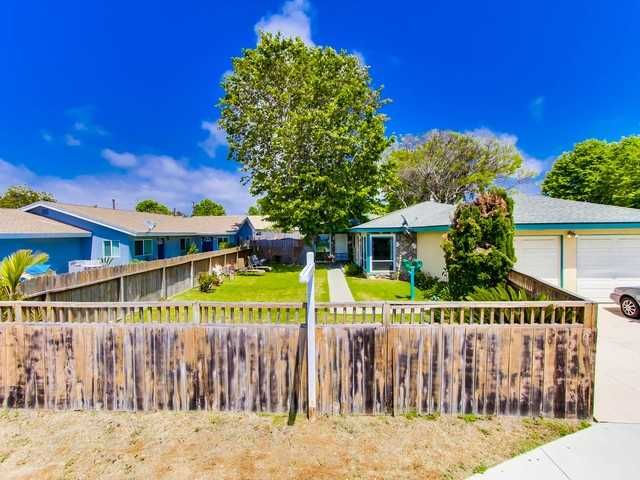 Main Photo: CARLSBAD WEST Property for sale: 3748 Jefferson Street in Carlsbad
