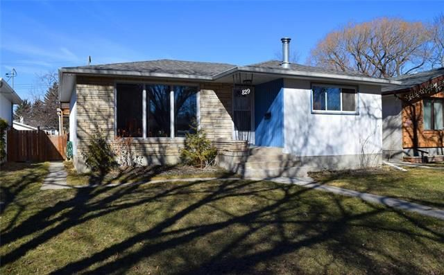 Main Photo: 829 Oxford Street in Winnipeg: River Heights Residential for sale (1D)  : MLS®# 1908804