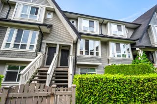 """Photo 1: 44 9133 SILLS Avenue in Richmond: McLennan North Townhouse for sale in """"LEIGHTON GREEN"""" : MLS®# R2623126"""