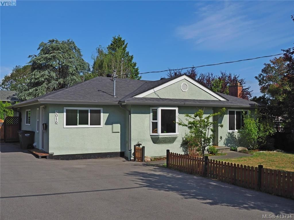 Main Photo: 3016 Dysart Rd in VICTORIA: SW Gorge House for sale (Saanich West)  : MLS®# 820484