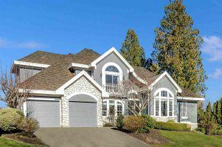 """Photo 1: 3563 MORGAN CREEK Way in Surrey: Morgan Creek House for sale in """"Morgan Creek"""" (South Surrey White Rock)  : MLS®# R2543355"""
