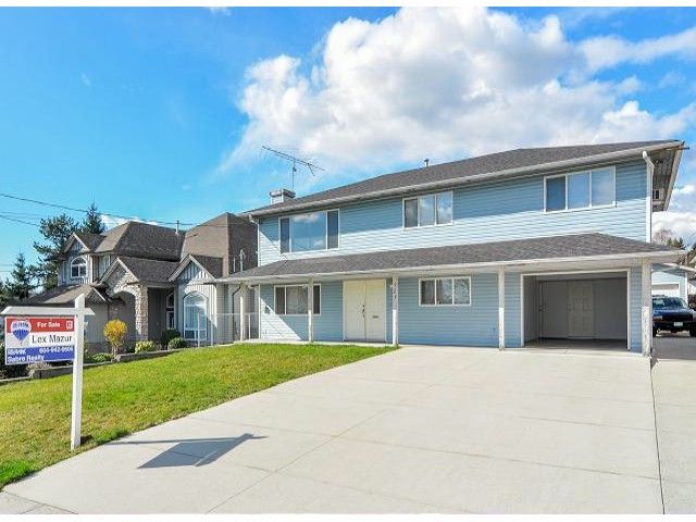 Main Photo: 727 HENDERSON Avenue in Coquitlam: Coquitlam West House for sale : MLS®# V1052911