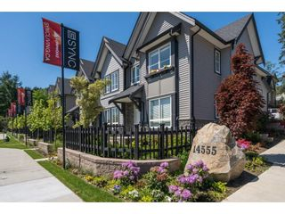 """Photo 28: 100 14555 68 Avenue in Surrey: East Newton Townhouse for sale in """"SYNC"""" : MLS®# R2169561"""