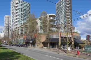 Photo 1: 802 1018 CAMBIE STREET in Vancouver: Yaletown Condo for sale (Vancouver West)  : MLS®# R2290923
