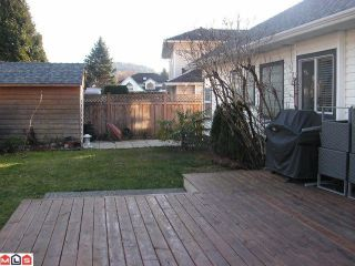 Photo 10: 4150 GOODCHILD Street in Abbotsford: Abbotsford East House for sale : MLS®# F1203357