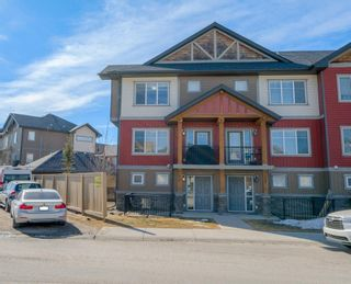 Main Photo: 138 SKYVIEW SPRINGS Manor NE in Calgary: Skyview Ranch Row/Townhouse for sale : MLS®# A1086334