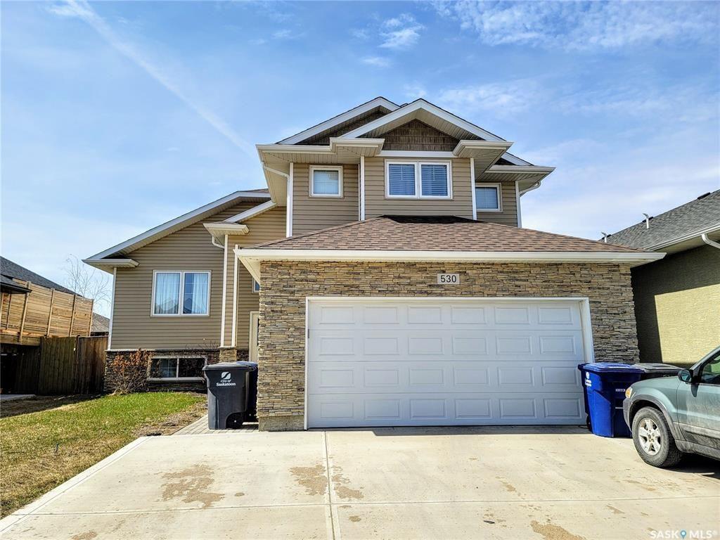 Main Photo: 530 Evergreen Boulevard in Saskatoon: Evergreen Residential for sale : MLS®# SK852128