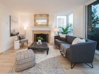 "Photo 5: 801 1935 HARO Street in Vancouver: West End VW Condo for sale in ""Sundial"" (Vancouver West)  : MLS®# R2559149"