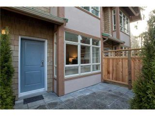 Photo 2: 22 3300 MT SEYMOUR Parkway in North Vancouver: Northlands Townhouse for sale : MLS®# V986691