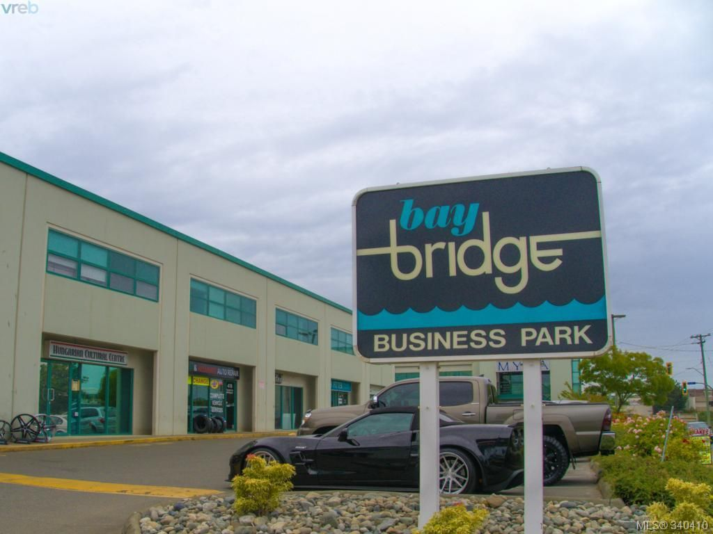 Main Photo: 480 Bay St in VICTORIA: Vi Rock Bay Industrial for lease (Victoria)  : MLS®# 677958