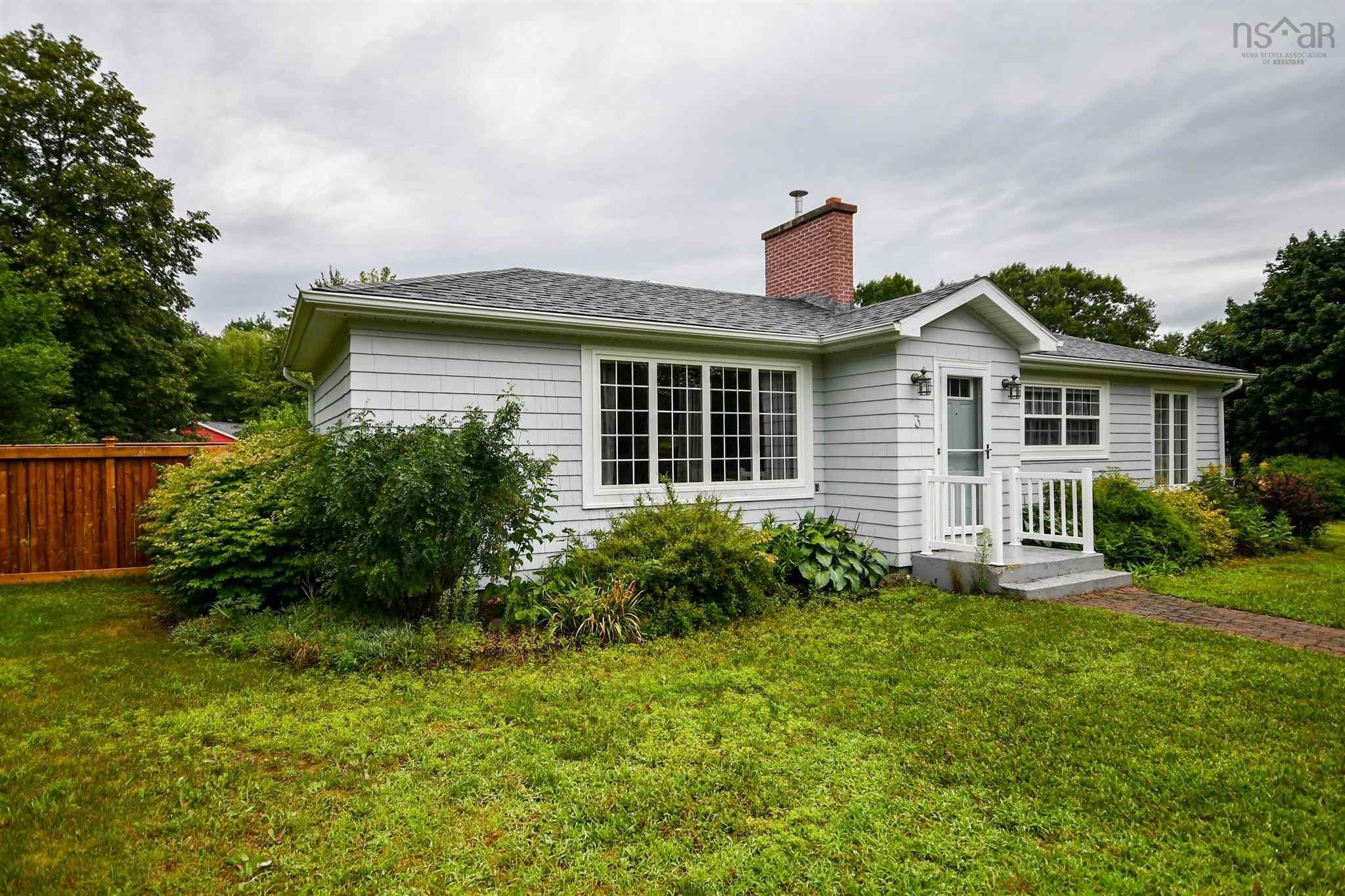 Main Photo: 3 Fielding Avenue in Kentville: 404-Kings County Residential for sale (Annapolis Valley)  : MLS®# 202119738