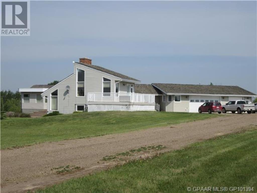 Main Photo: 720078 Range Road 63 in Grande Prairie: House for sale : MLS®# A1047414