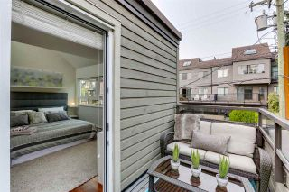 "Photo 16: 2411 W 5TH Avenue in Vancouver: Kitsilano Townhouse for sale in ""BALSAM CORNERS"" (Vancouver West)  : MLS®# R2500440"
