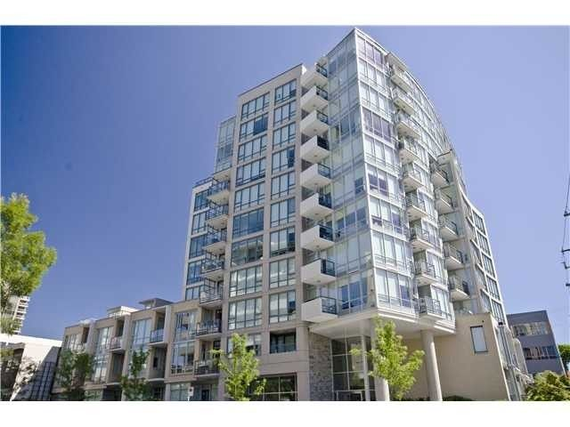 """Main Photo: The Musee: 405 1690 W 8TH AV in Fairview - Vancouver: Number of Units: 56 Condo for sale in """"MUSEE"""" (Vancouver West)  : MLS®# V1043624"""
