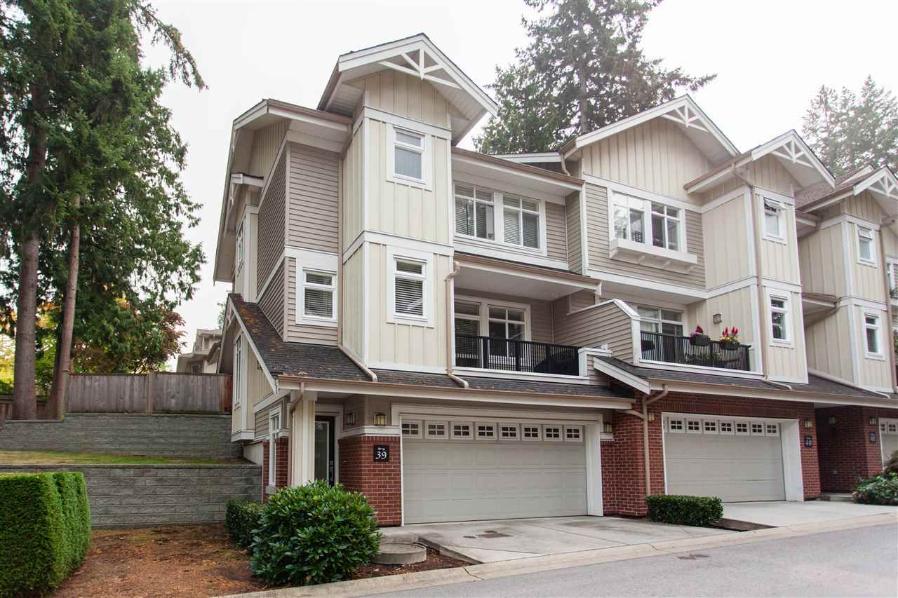 "Main Photo: 39 2925 KING GEORGE Boulevard in Surrey: King George Corridor Townhouse for sale in ""KEYSTONE"" (South Surrey White Rock)  : MLS®# R2499142"