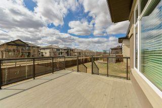 Photo 17: 910 WOOD Place in Edmonton: Zone 56 House Half Duplex for sale : MLS®# E4239285