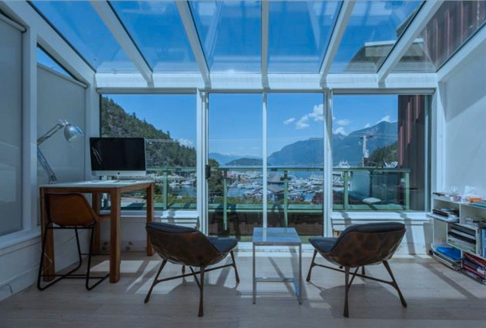 Main Photo: PH1 6688 ROYAL Avenue in WEST VANCOUVER: Horseshoe Bay WV Condo for sale (West Vancouver)