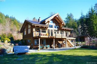 Photo 2: 10003 West Coast Rd in SHIRLEY: Sk French Beach House for sale (Sooke)  : MLS®# 795870