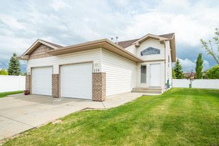 Main Photo: 116 6220 ORR Drive: Red Deer Semi Detached for sale : MLS®# A1118632