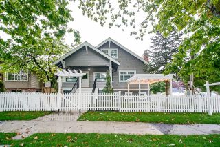 """Main Photo: 1010 E 21ST Avenue in Vancouver: Fraser VE Townhouse for sale in """"Windsor Heritage Townhomes"""" (Vancouver East)  : MLS®# R2621150"""