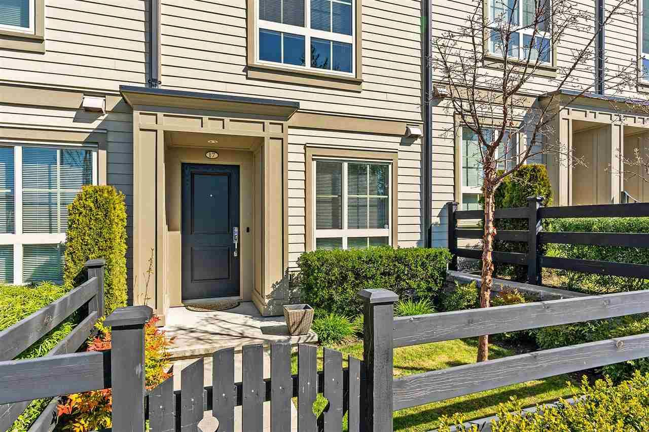 """Main Photo: 17 16260 23A Avenue in Surrey: Grandview Surrey Townhouse for sale in """"Morgan"""" (South Surrey White Rock)  : MLS®# R2567722"""