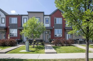 Main Photo: 690 Copperpond Boulevard SE in Calgary: Copperfield Row/Townhouse for sale : MLS®# A1137200