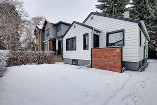 Photo 4: 218 19 Avenue NW in Calgary: Tuxedo Park Detached for sale : MLS®# A1073840