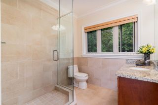 Photo 30: 1339 CAMRIDGE Road in West Vancouver: Chartwell House for sale : MLS®# R2531867