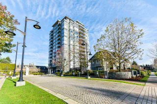 "Photo 1: 607 575 DELESTRE Avenue in Coquitlam: Coquitlam West Condo for sale in ""CORA"" : MLS®# R2530484"